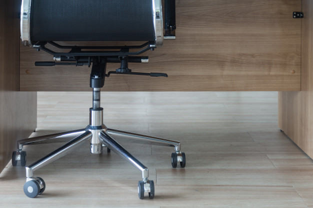 fix squeaky office chair