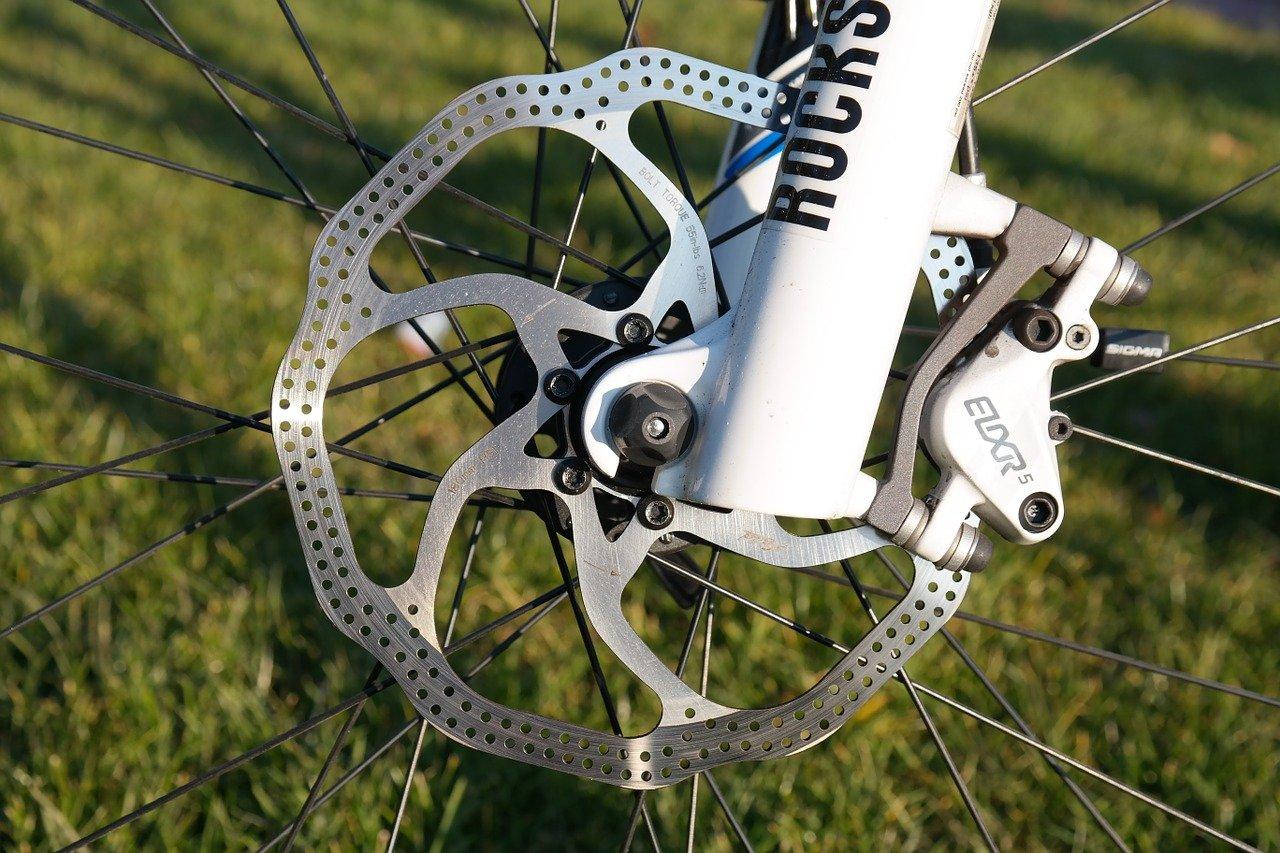 squeaky bike brakes