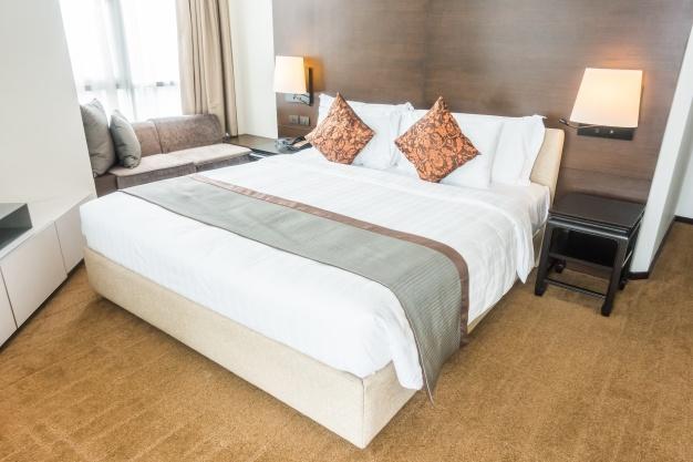 quiet bed frame
